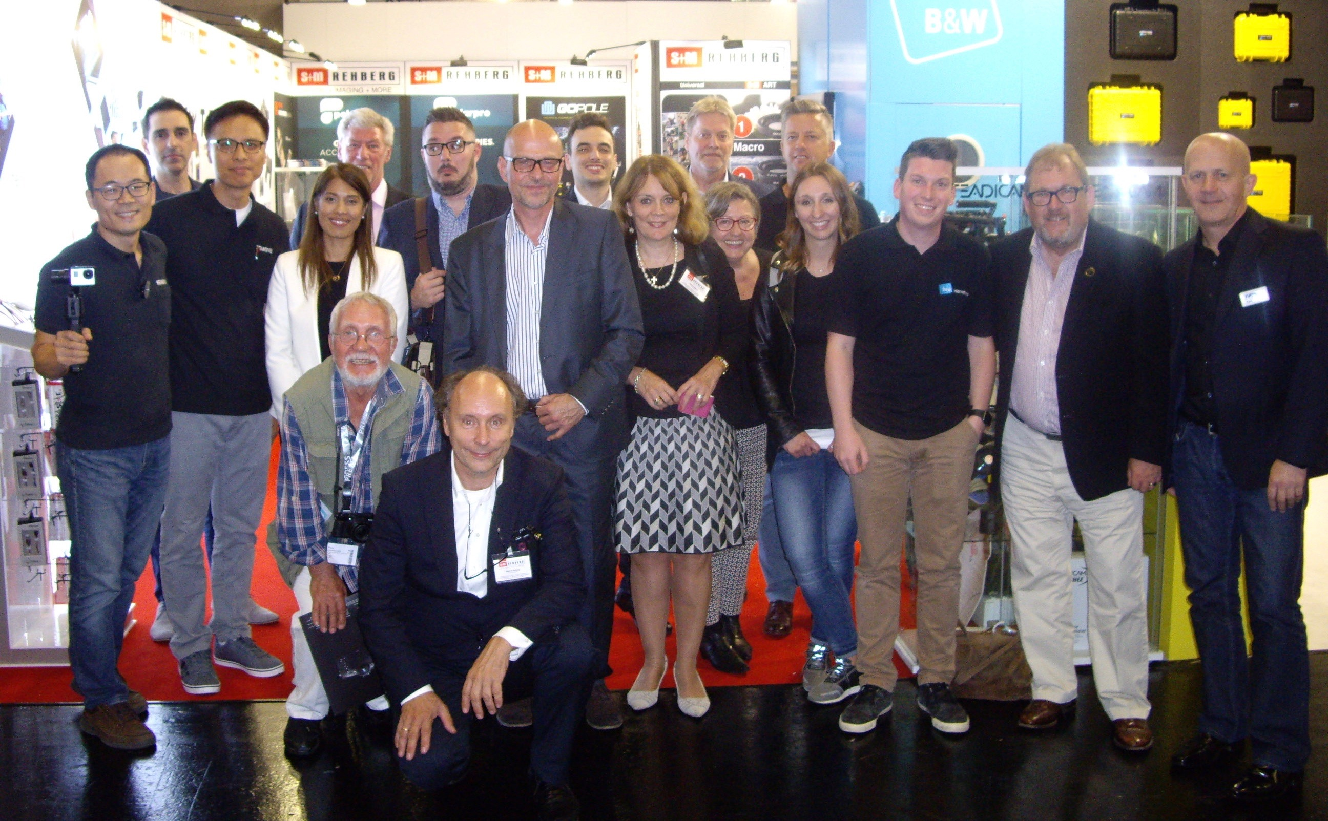 Photokina 2016 Team