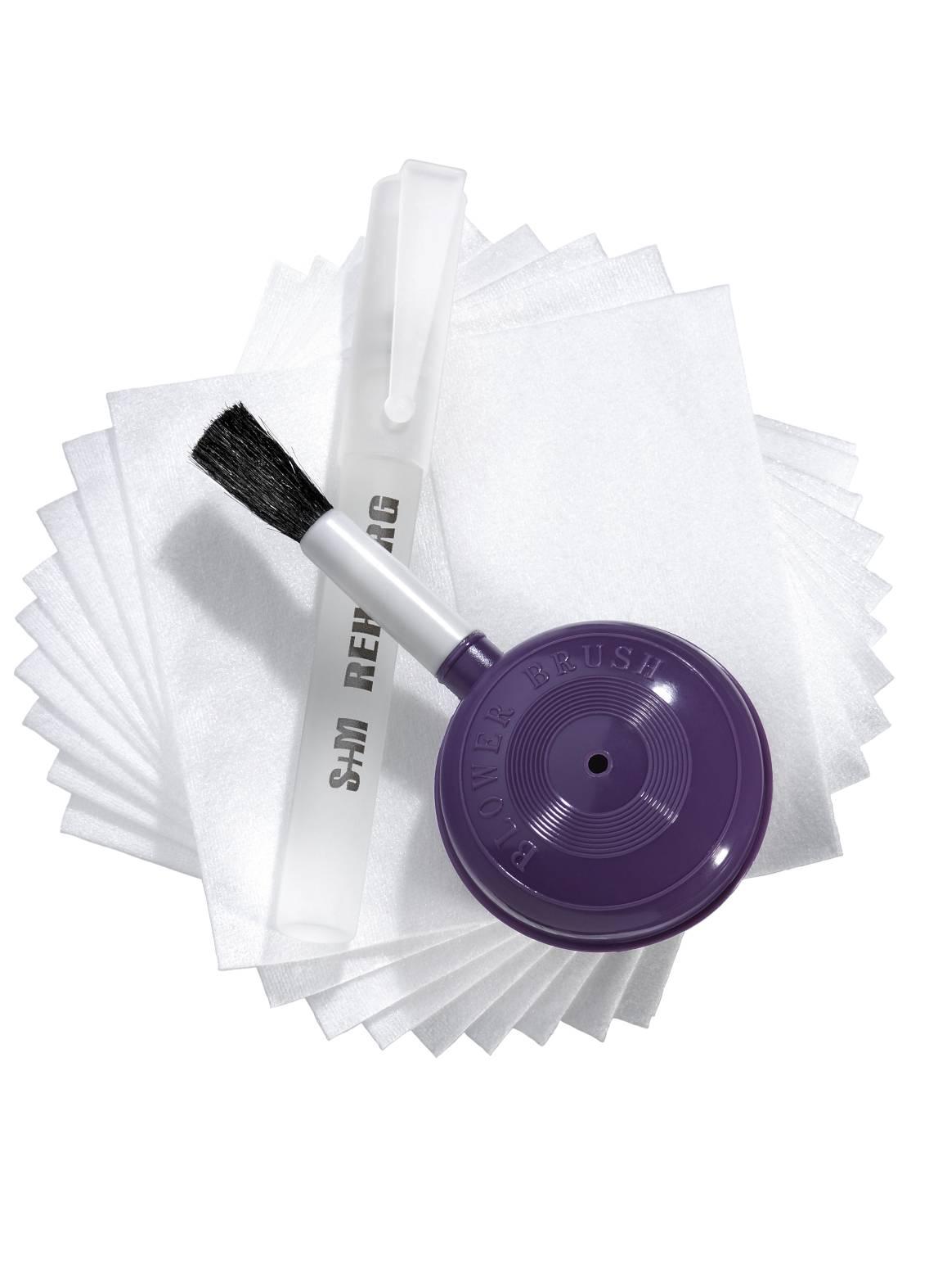 digiclean 10 reinigungstücher zerstäuber pinsel